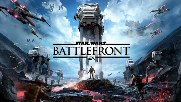 Star Wars  Battlefront  Just Announced