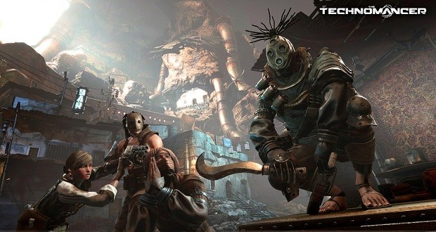 The Technomancer - Gamepro