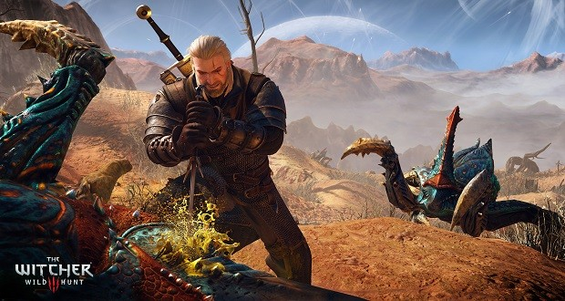 The Witcher 3 - Gamepro1