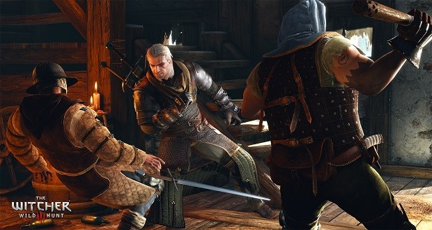 The Witcher 3 - Gamepro3