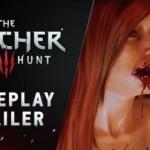 The Witcher 3: צפו בטריילר גיימפלי החדש