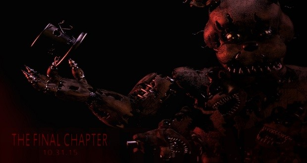 five nights at freddys 4 - Gamepro