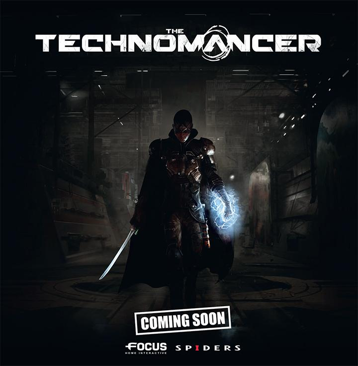 technomancer rpg game