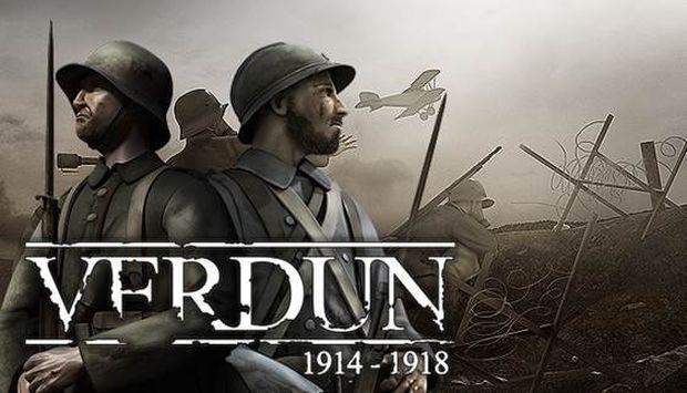 verdun fps game