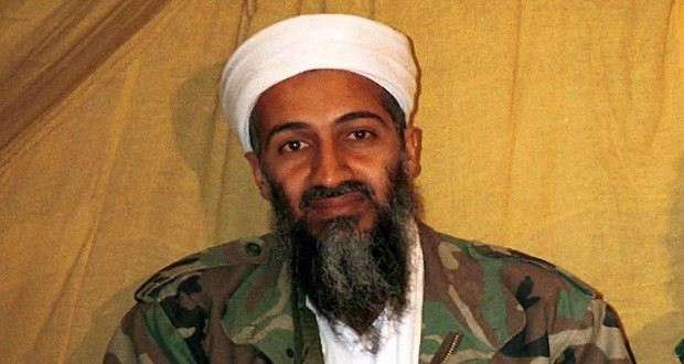 FILE - This undated file photo shows al Qaida leader Osama bin Laden in Afghanistan. Robert O'Neill, a retired Navy SEAL who says he shot bin Laden in the head, publicly identified himself Thursday, Nov. 6, 2014, amid debate over whether special operators should be recounting their secret missions. One current and one former SEAL confirmed to The Associated Press that O'Neill was long known to have fired the fatal shots at the al-Qaida leader.  (AP Photo/File)
