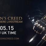 צפו בהכרזה העולמית של הכותר הבא בסדרת Assassin's Creed