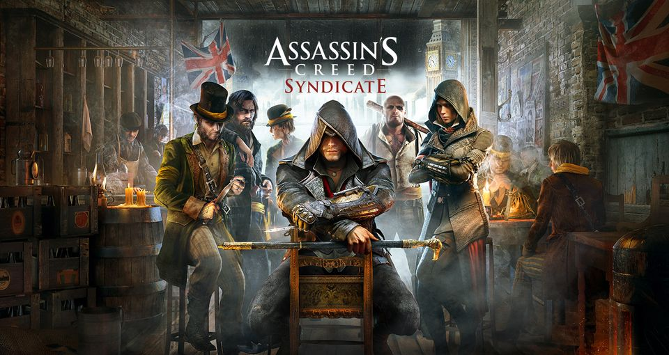 Assassins Creed Syndicate 2015