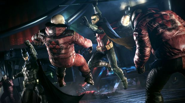Batman Arkham Knight  Dual Play mode