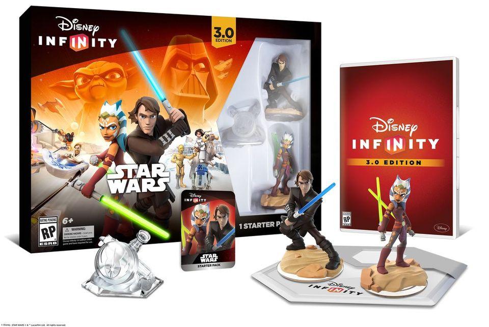 Disney Infinity 3.0 ערכה למתחיל
