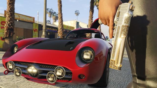 GTA GUN