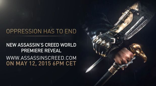 New Assassins Creed Reveal
