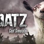 הזומבים מגיעים ל-Goat Simulator