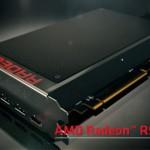 E3 2015: כרטיס הדגל החדש של AMD נחשף