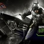 Batman: Arkham Knight – האפקטים של אנבידיה