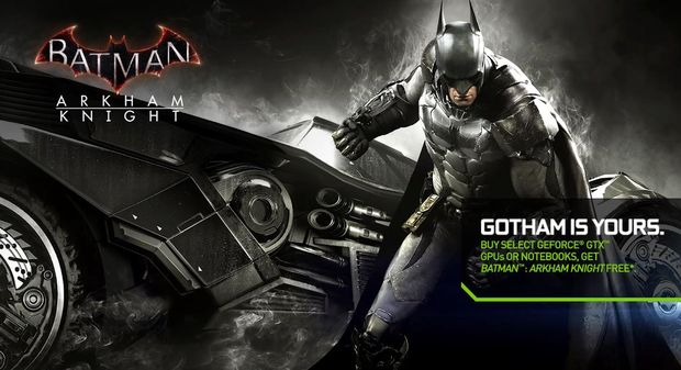 Batman Arkham Knight NVIDIA GameWorks