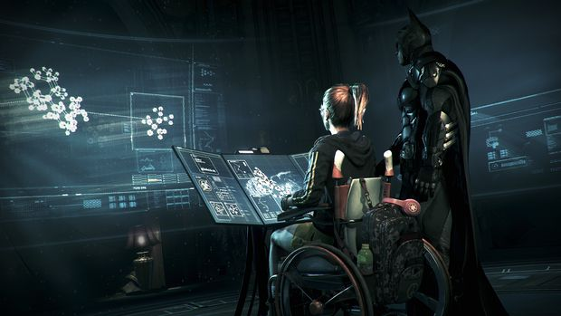 Batman Arkham Knight pc problem update