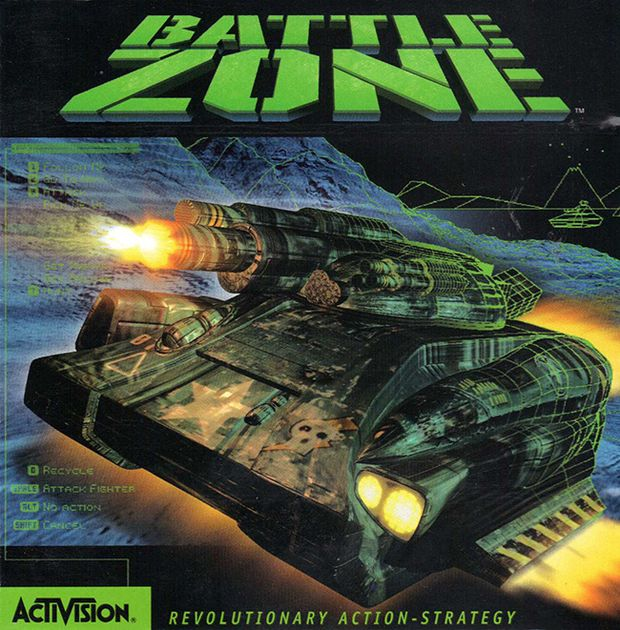 Battlezone 1998 remaster
