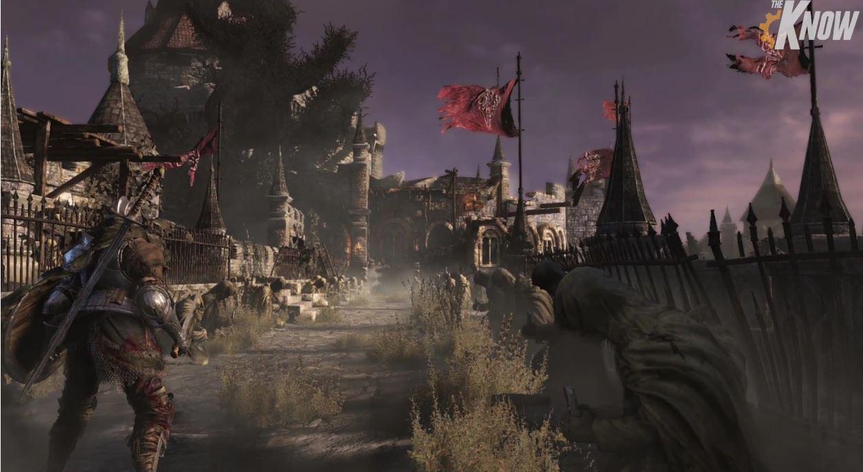 Dark Souls 3 EXCLUSIVE LEAKS
