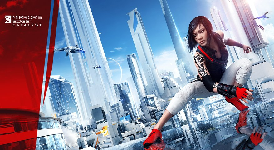Mirrors Edge Catalyst announced
