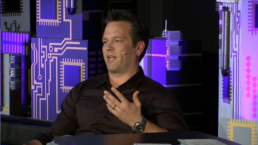 Phil Spencer PC GAMING SHOW