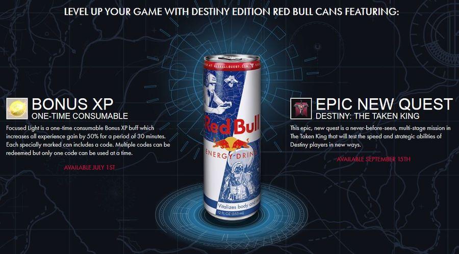 Redbull-DESTINY DLC