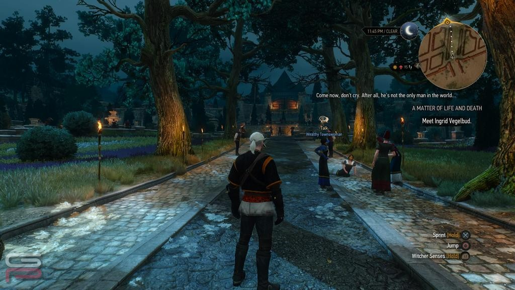 The Witcher 3 Wild Hunt ps4 review 01