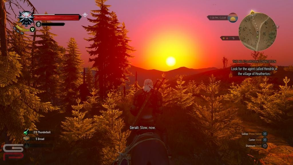 The Witcher 3 Wild Hunt ps4 review 03