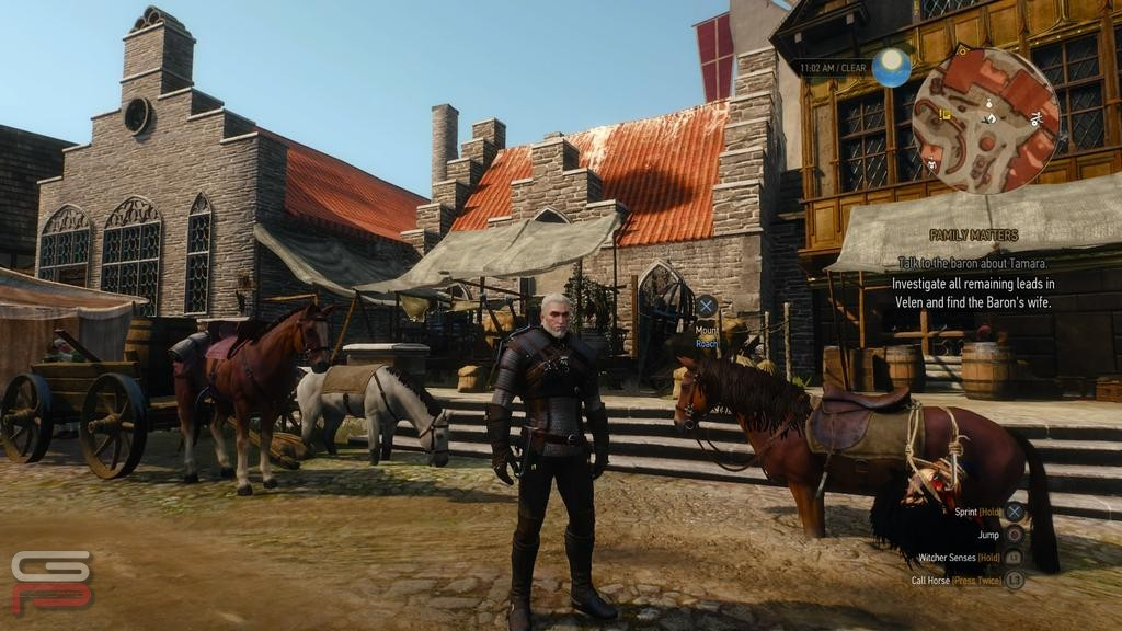 The Witcher 3 Wild Hunt ps4 review 04