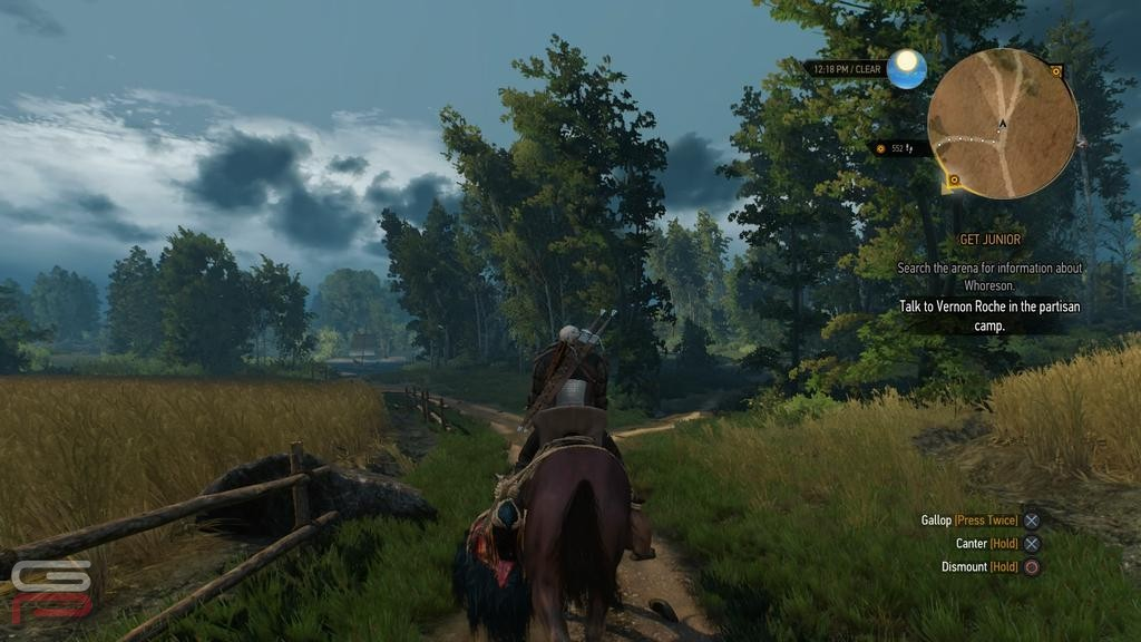 The Witcher 3 Wild Hunt ps4 review 05