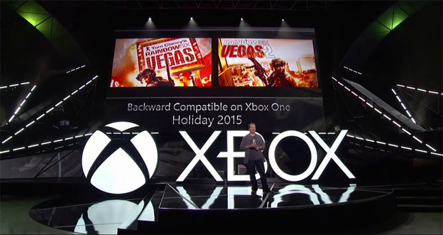 XBOX ONE VEGAS