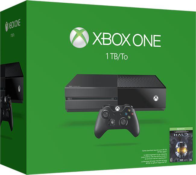 xbox one-1tb console