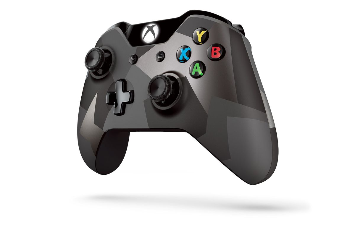 xbox one-new wireless controller-covert forces
