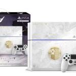 קונסולת PS4 בעיצוב המשחק 'דסטיני' תושק בספטמבר