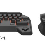 שחקני FPS היכונו: עכבר ומקלדת יגיעו ל-PS4 באוקטובר