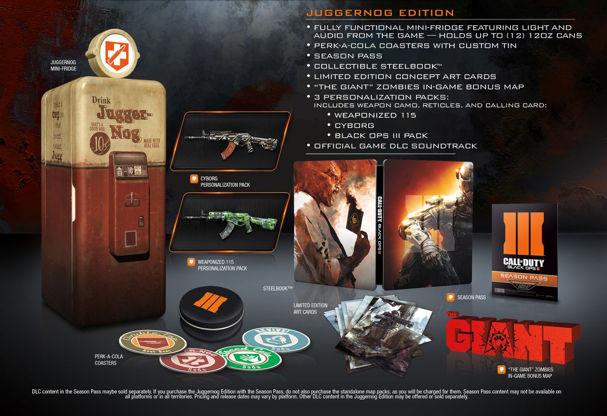Black Ops 3 Collectors Edition