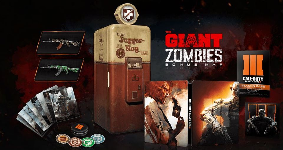 Black Ops III Juggernog Edition