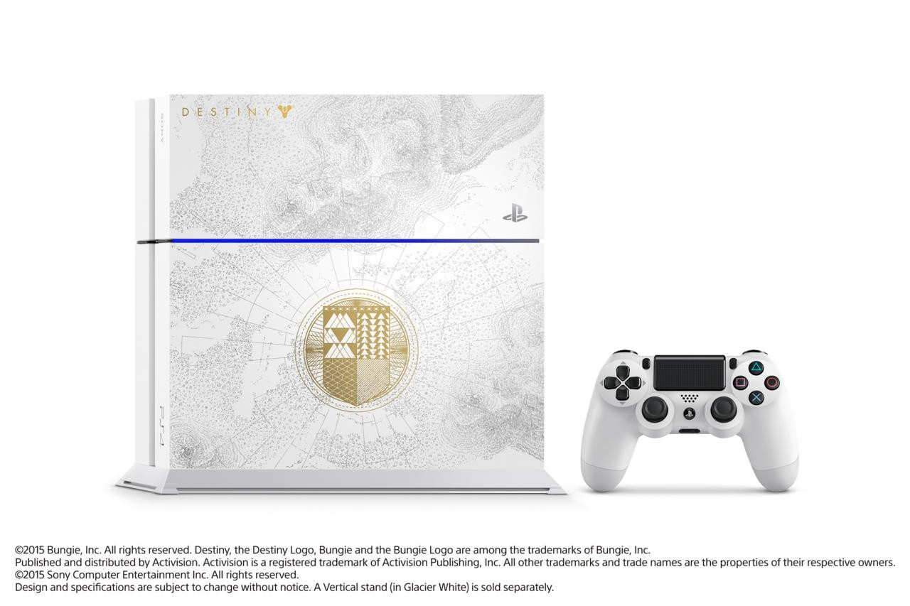 Destiny PS4 System Bundle
