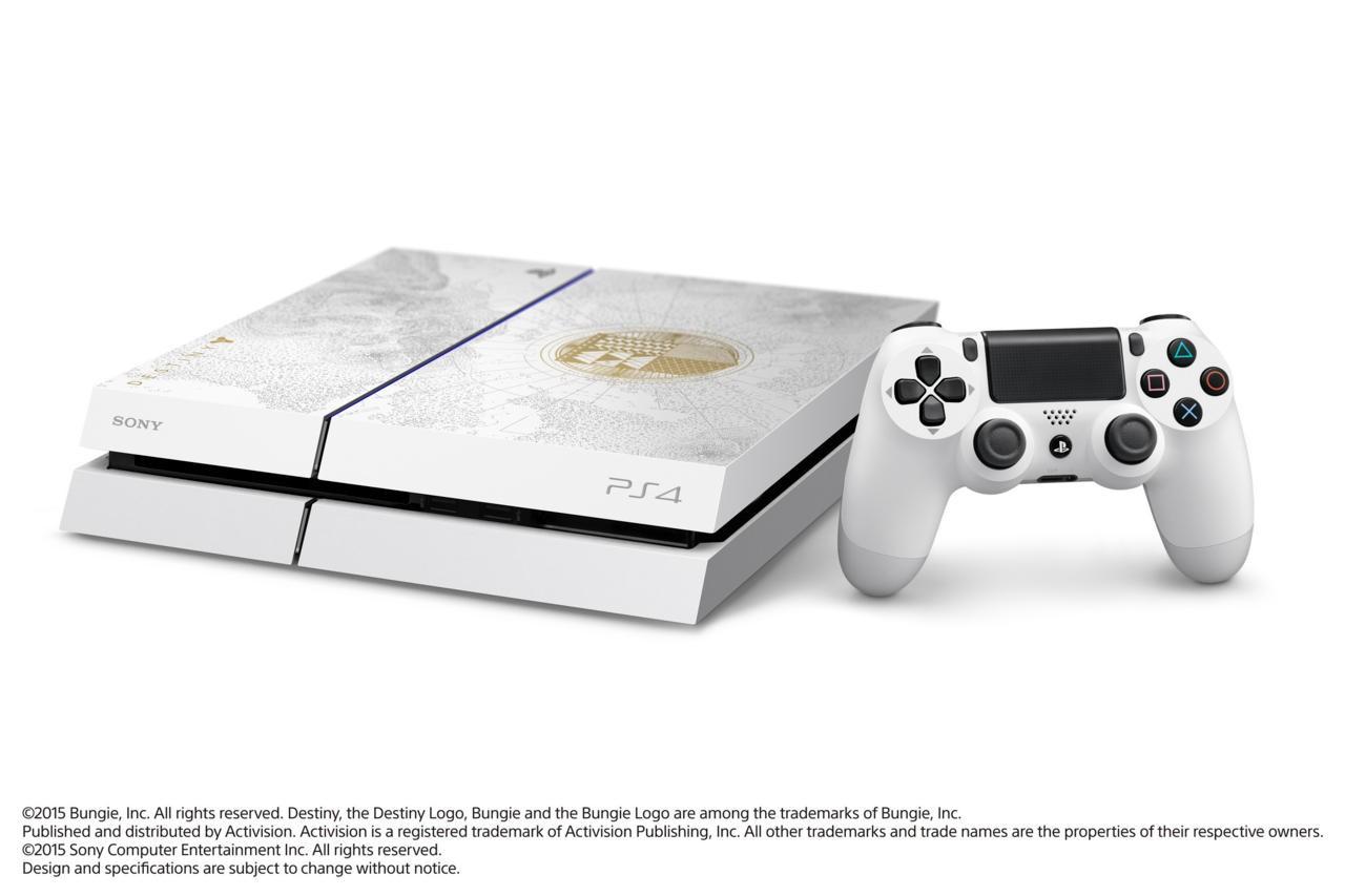 Destiny PS4 System