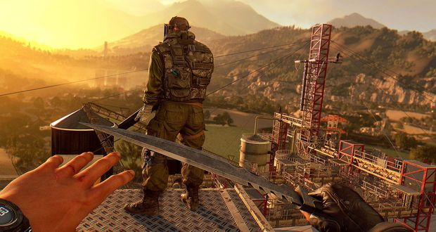Dying Light  The Following  Announced