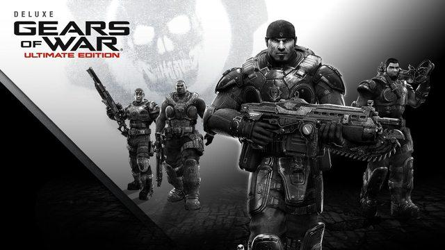 Gears of War Ultimate Edition Deluxe Version