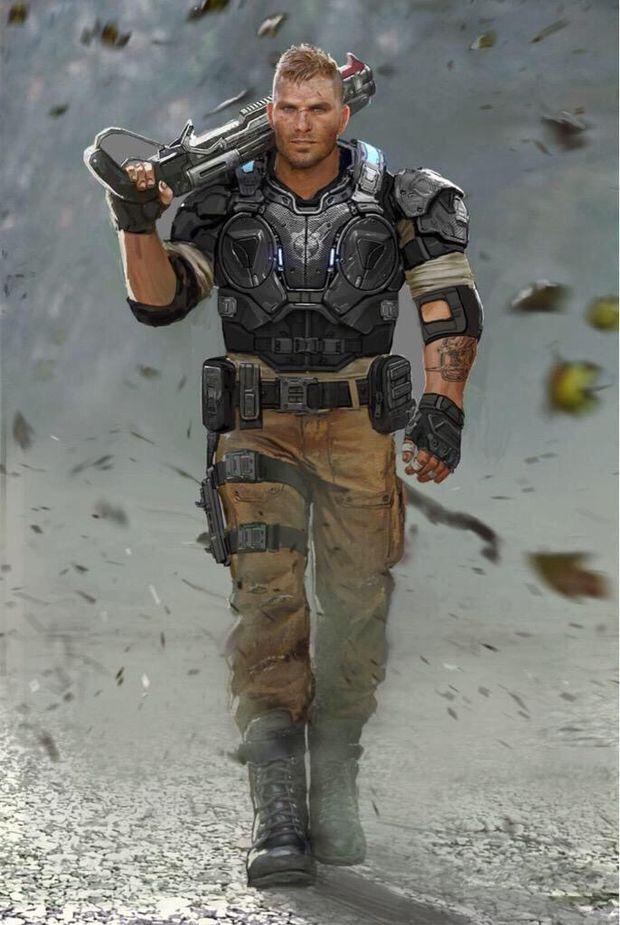 JD gears of war 4