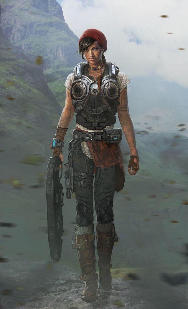 Kait gears of war 4