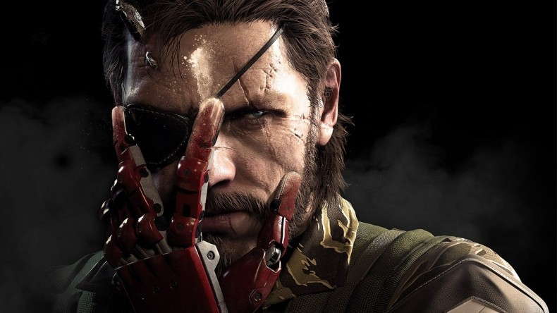 MGSV The Phantom Pain PS4