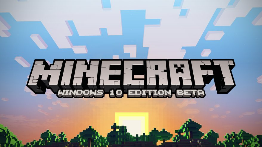 Minecraft Windows 10 Edition announced