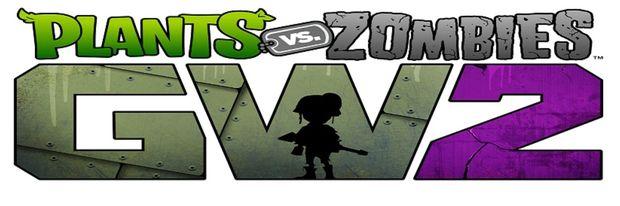 Plants vs. Zombies gw2 logo