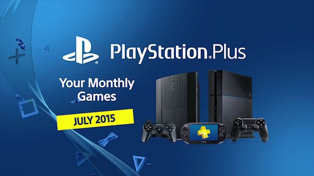 PlayStation Plus Games for July Announced