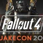QuakeCon 2015: פרטים חדשים על Fallout 4 נחשפו