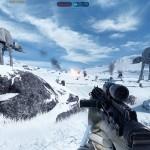 Star Wars Battlefront: צפו בגלריית תמונות בהגדרות אולטרה ורזולוציה 4K