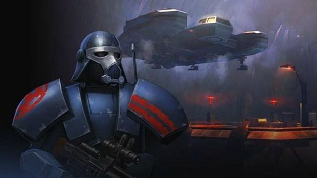 Star Wars Uprising First Gameplay Footage