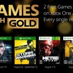 Games with Gold: משחקי אקסבוקס החינמיים לחודש אוגוסט נחשפו